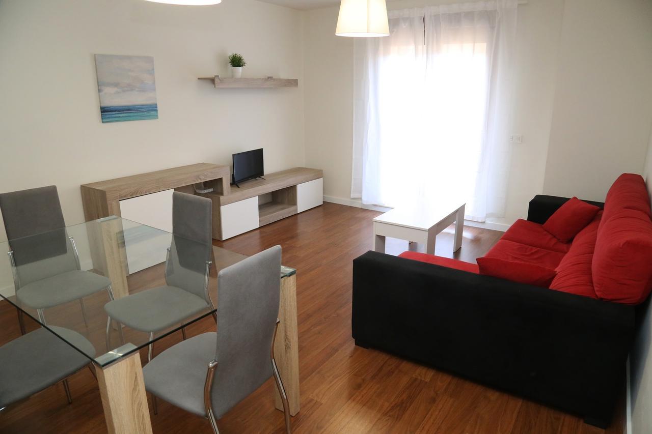 Salón del apartamento Casa Lis en Salamanca