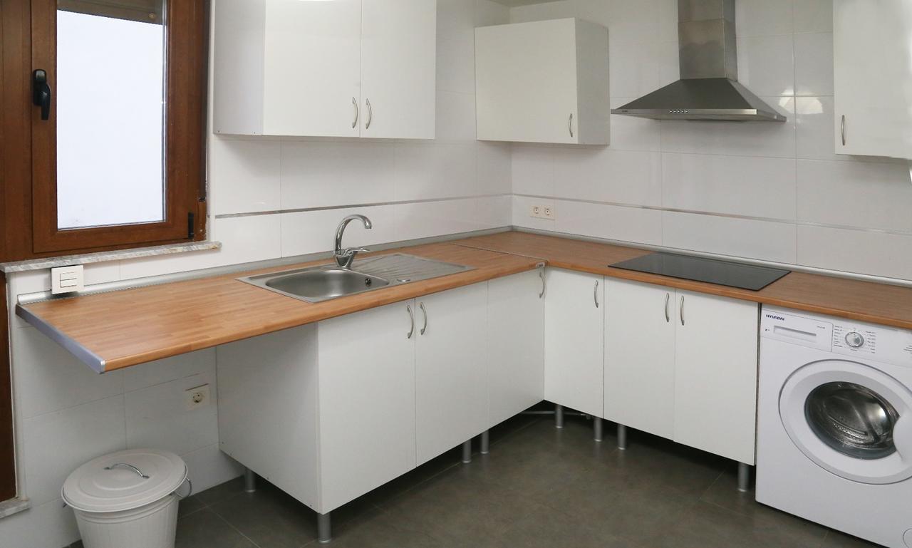Cocina del apartamento Casa Lis en Salamanca