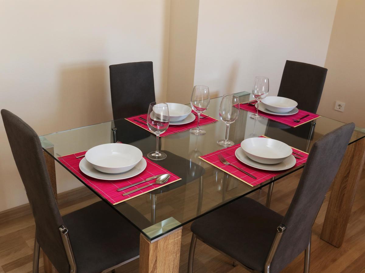 Salón del apartamento Río Tormes en Salamanca