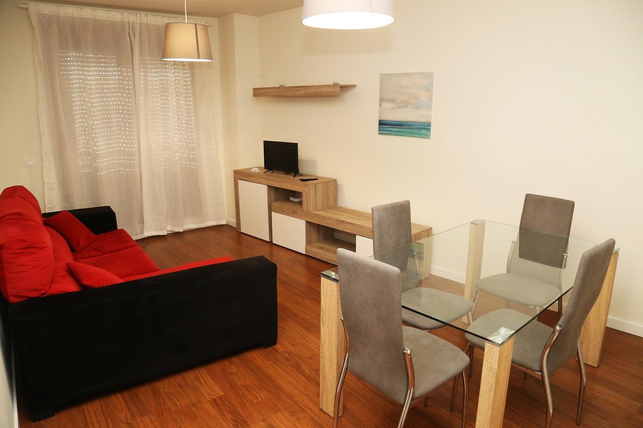 Salón del apartamento La Rua en Salamanca