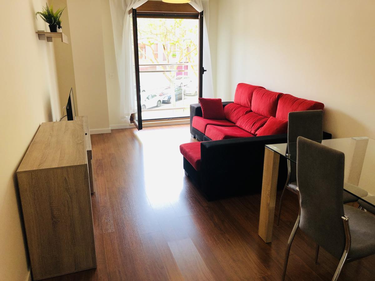 Salón del apartamento Lazarillo de Tormes en Salamanca