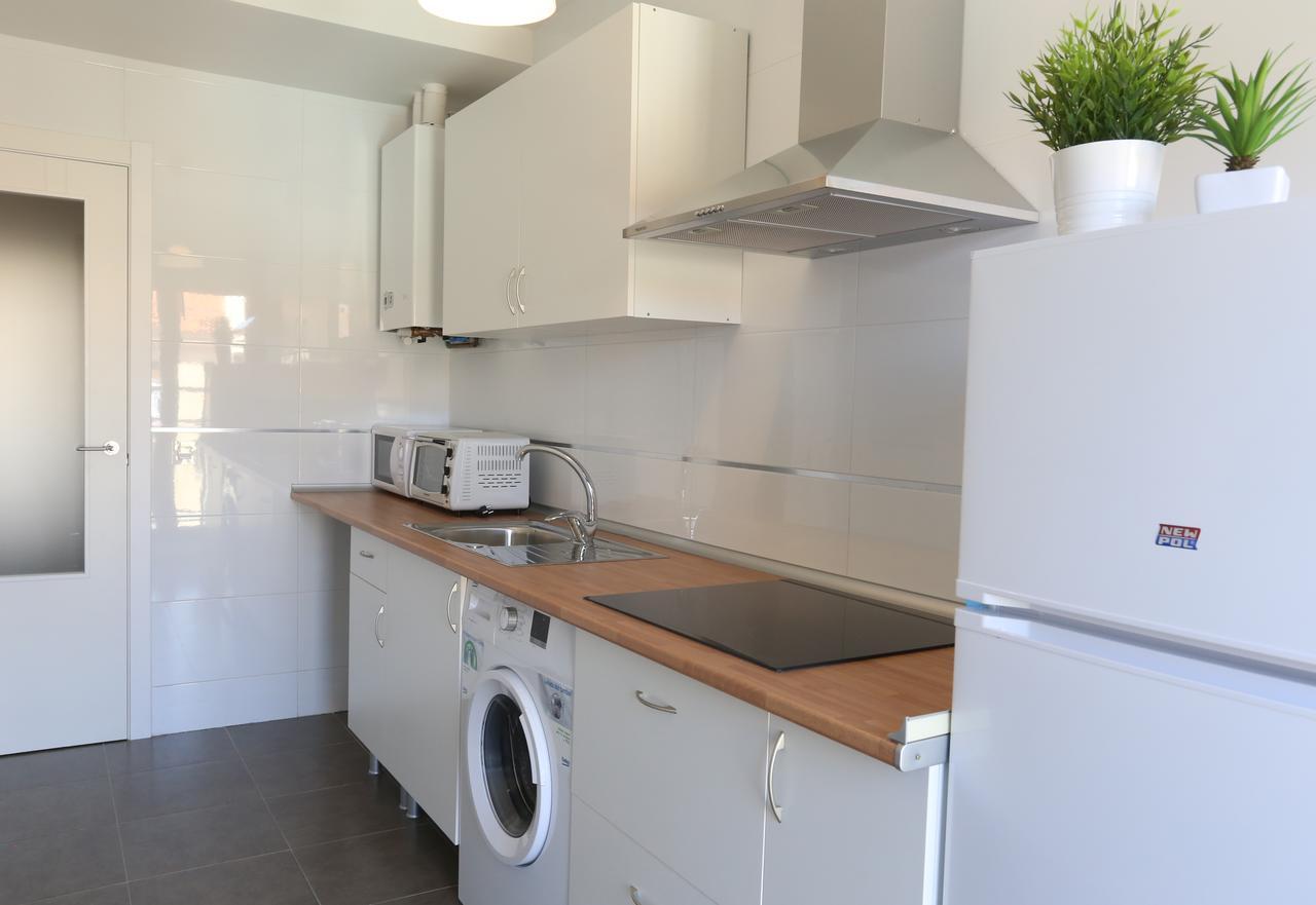 Cocina del apartamento Lazarillo de Tormes en Salamanca